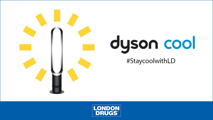 #CONTEST: Follow and Retweet for your chance to #WIN a @Dyson AM07 Tower Fan! Ends 7/21, 4pm PST. #StaycoolwithLD https://t.co/CGbKGY7C8T