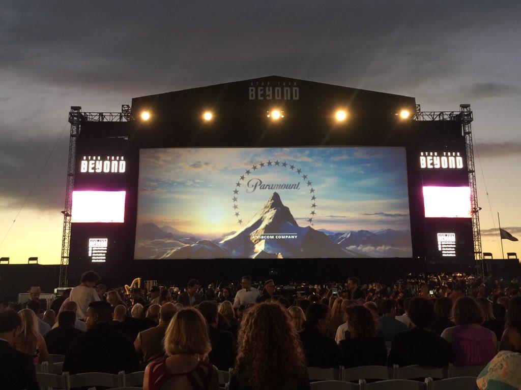 Before last night, the Wrath of Kahn was my fav. #startrek movie. #StarTrekBeyond Congrats @simonpegg https://t.co/uSJm6mCIjN
