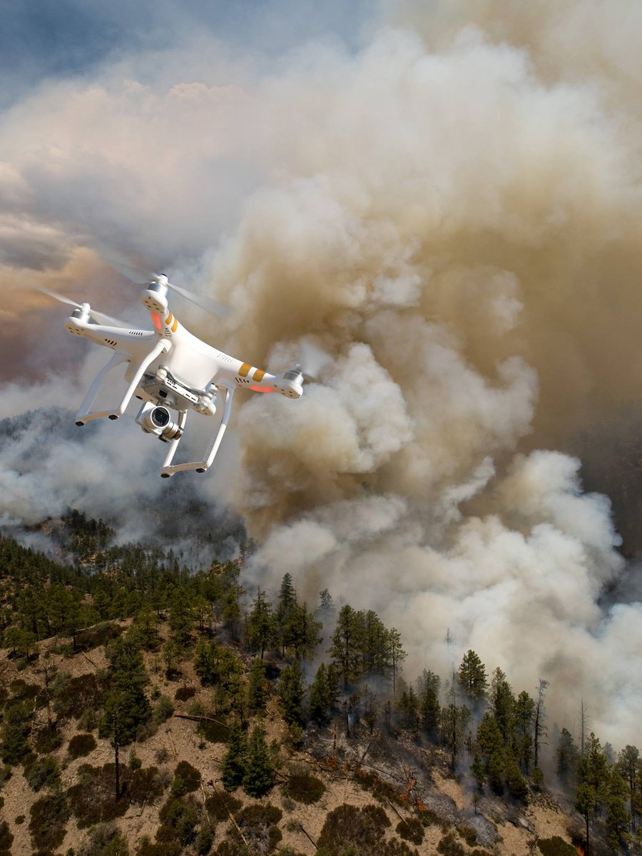 RT @Interior: When smoke is in the air, leave your drone at home spread the word: IfYouFlyWeCant https://t.co…