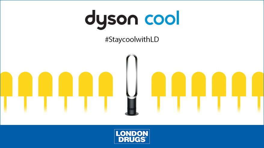 #CONTEST: Follow and Retweet for your chance to #WIN a @Dyson AM07 Tower Fan! Ends 7/21, 4pm PST. #StaycoolwithLD https://t.co/fhS2gRFHPe