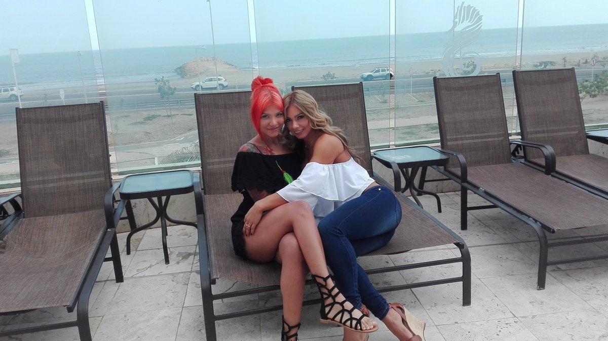 Que días tan ricos en Cartagena con Besitos 7PdwZ7gnPm