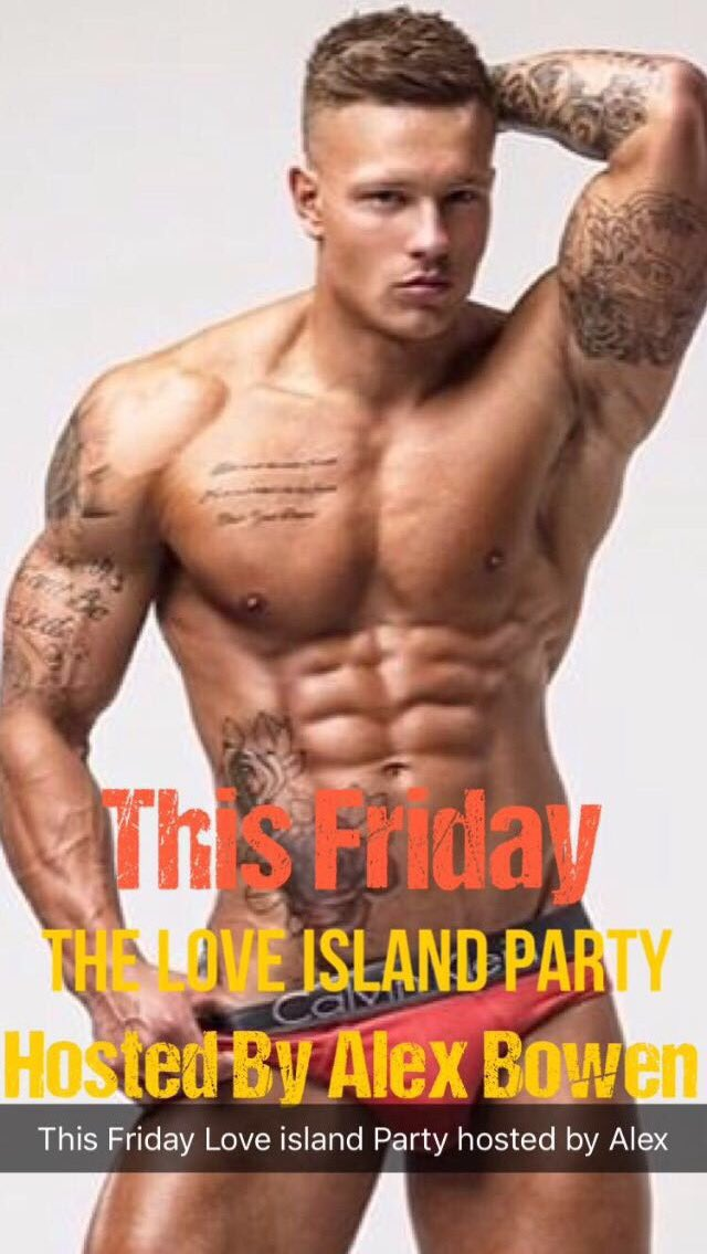 Love Island Live tomorrow night with @ab_bowen07 All VIP Tables Sold Out! Arrive early! #roadblock #lovefridays https://t.co/JogNpJuNX4