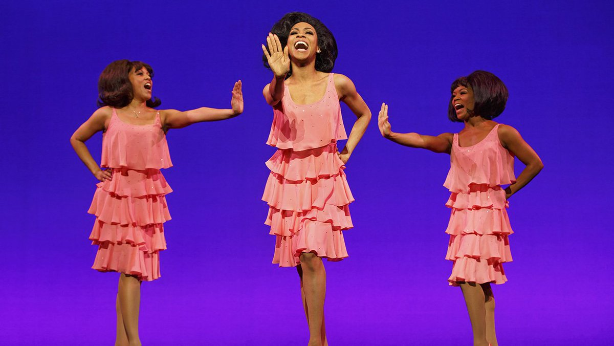 The hits-laden chronicle returns to Broadway, 'Motown: The Musical': Theater Review