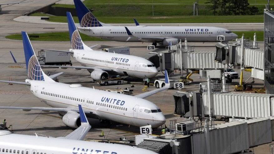 Injured passenger sues United