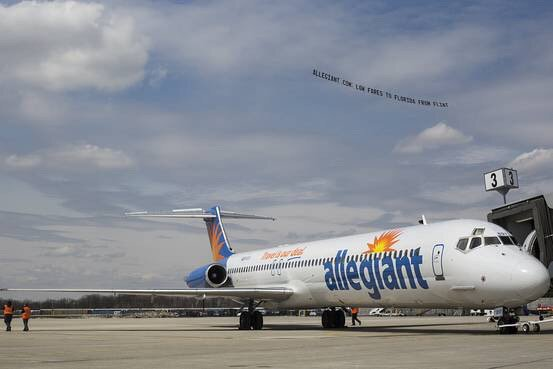 FAA Review Finds Allegiant Air Has 'Minor' Deficiencies
