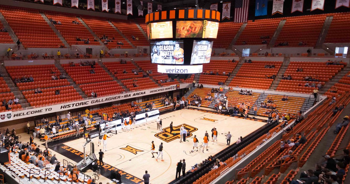 Oklahoma State basketball player Tyrek Coger collapses, dies after team workout