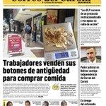 Comenta la portada de la nueva edición del semanario: https://t.co/TLlLIUxNsm. #MeGusta. #AquíSeguimos. https://t.co/MeW0eZLA3V