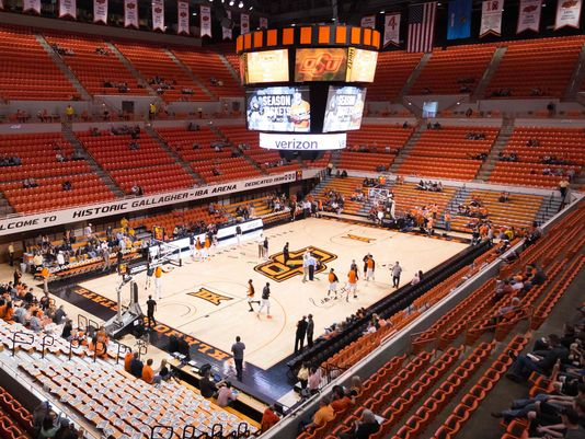 Oklahoma State basketball player Tyrek Coger collapses, dies after team workout.