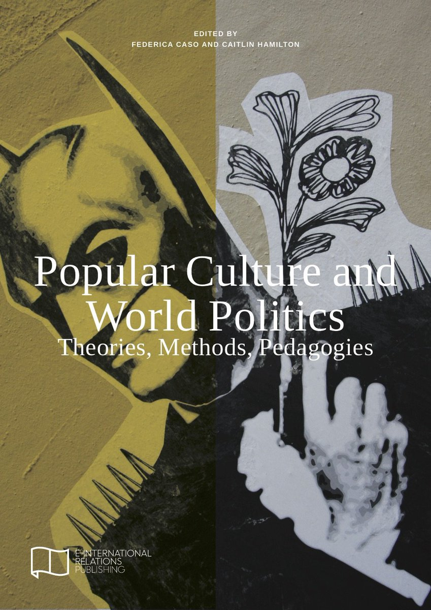 Download our free edited collections like this one on Popular #Culture and #WorldPolitics: https://t.co/F2TnG6kl7a https://t.co/oJoo5bzLFN