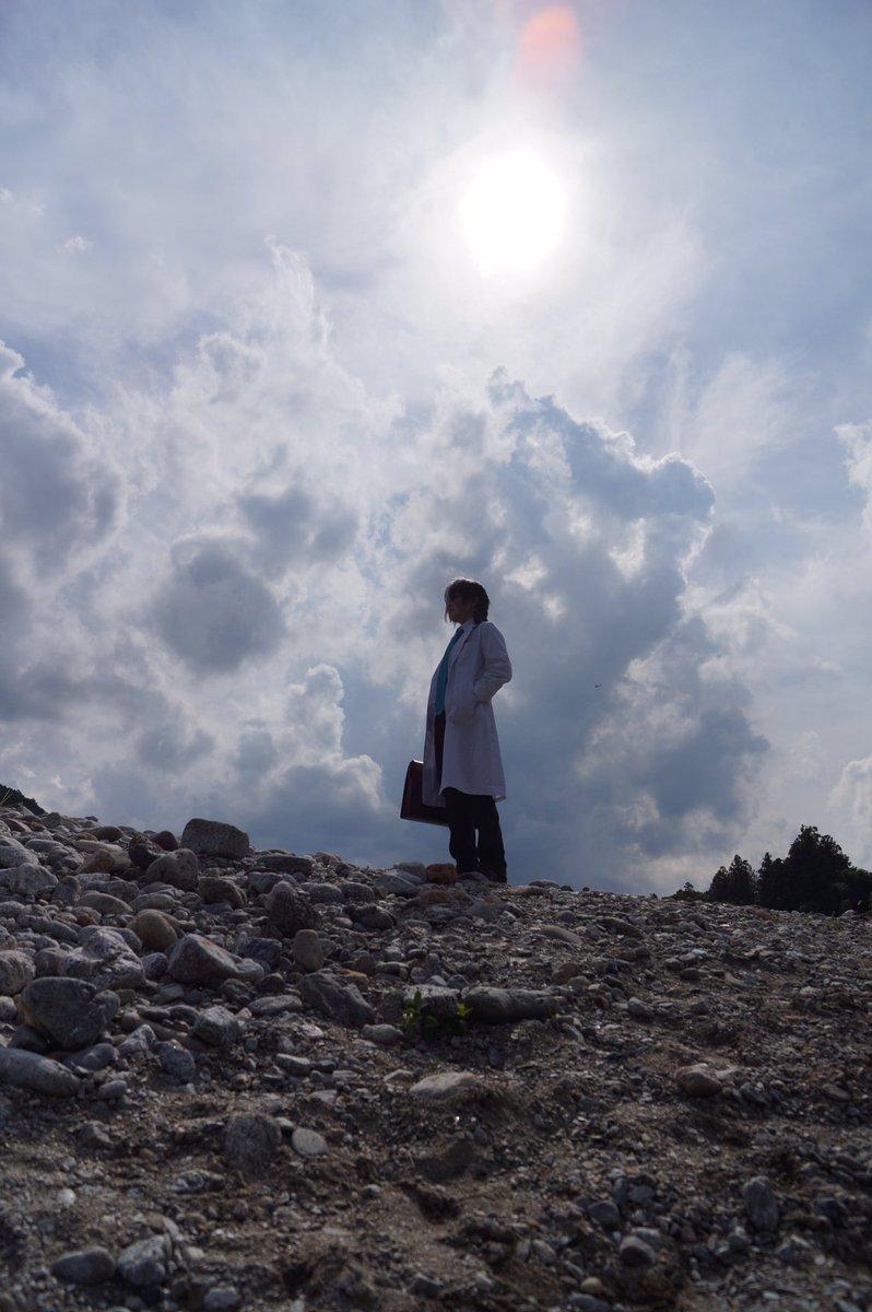 多気町おたコスにて、まらいひさん( )のヤングブラックジャックを撮影させていただきました。ホント絵になります!一番良いか