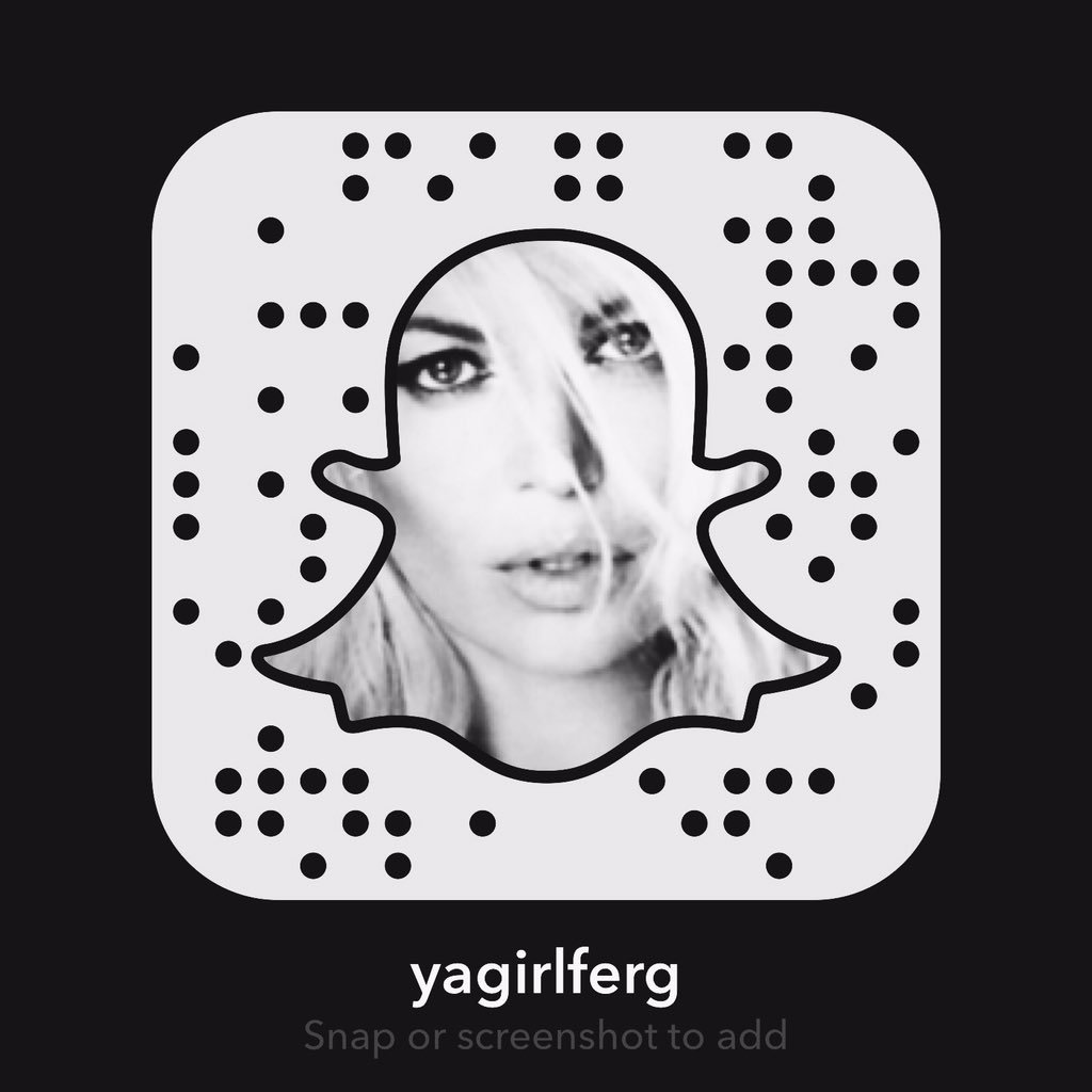 YaGirlFerg on Snapchat ???? https://t.co/asAozsIBGW