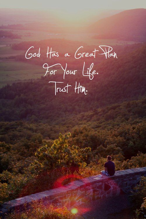 God has a great plan for you! Trust Him in all things and believe wonderful things are coming. Be blessed #Gratitude https://t.co/E72FP5xkbc