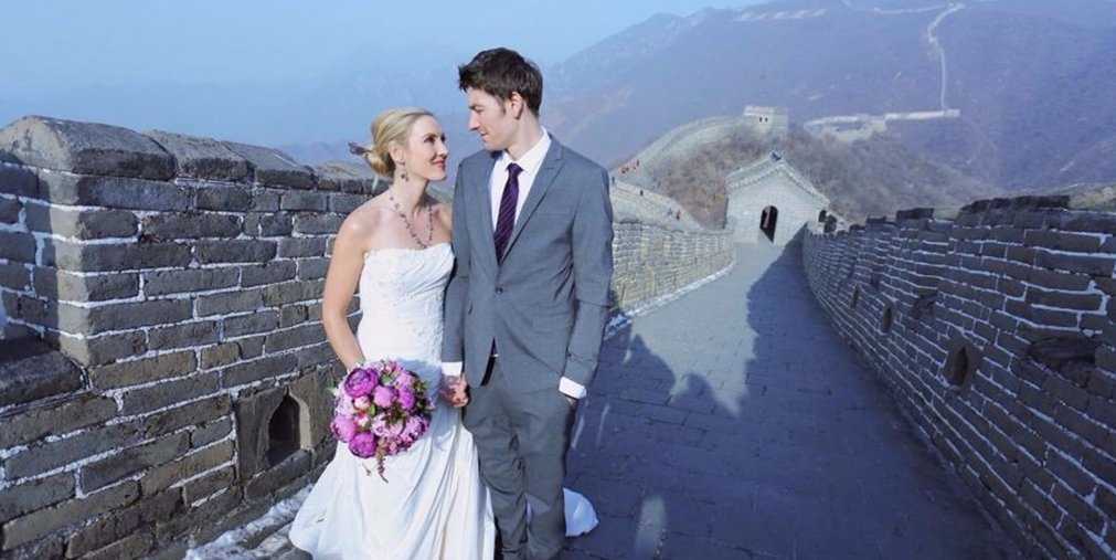 Couple Gets Married in 8 Countries After Wedding Date Clash