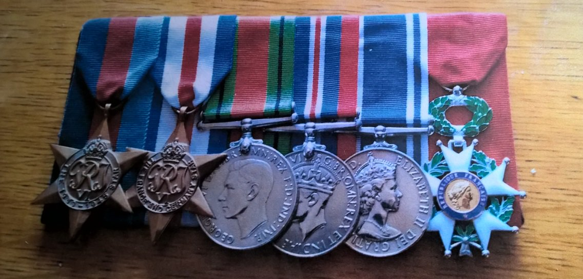 Have you been offered any of these medals? They were stolen in a burglary from 91yo veteran https://t.co/jVW4AA2NTm https://t.co/W7zaV70CAt