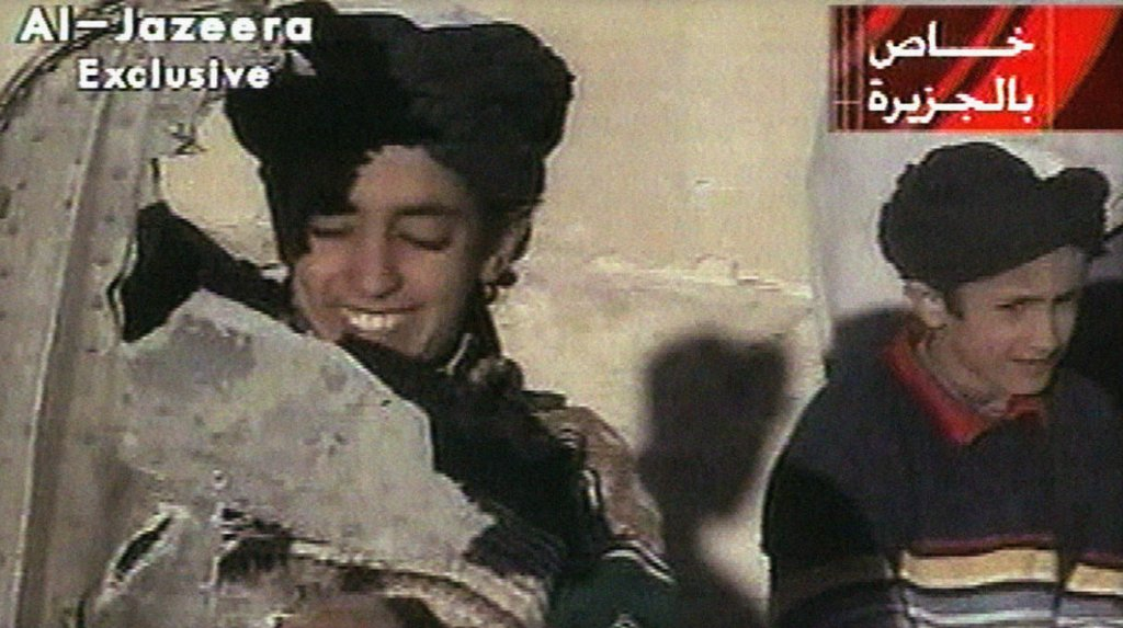 Osama Bin Laden's son vows to avenge his father's death
