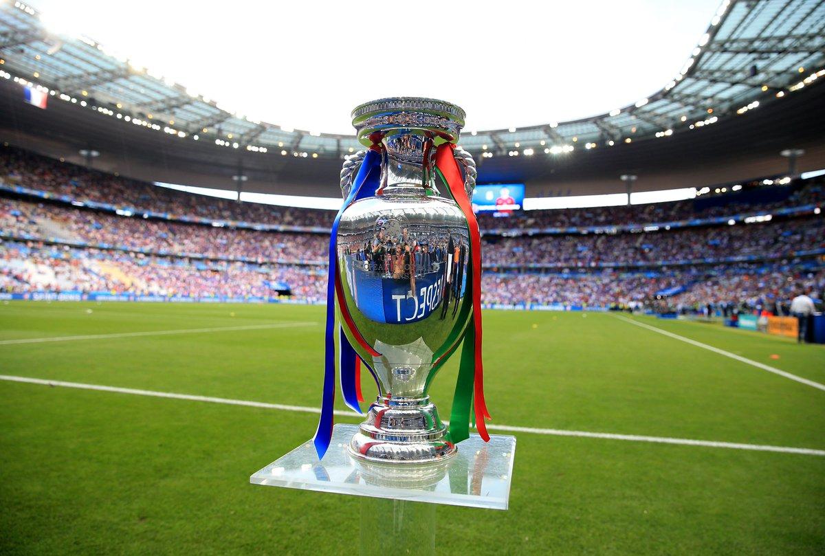 Image result for euro 2016 trophy