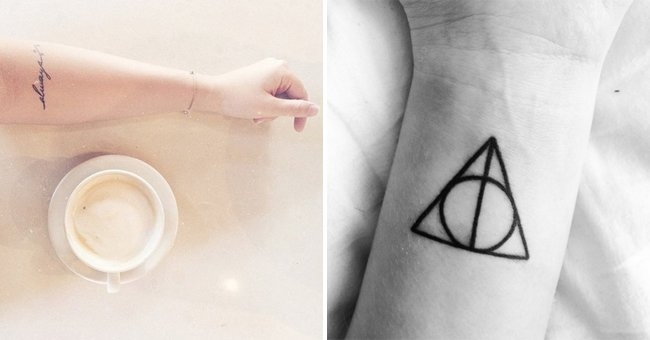 Harry Potter tattoo ideas that are seriously powerful...