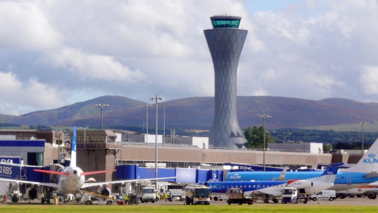 RT @STVNews: Bosses @EDI_Airport report record passenger footfall in
