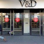 Hudson's Bay tekent contracten voor zeven oude V&D-panden