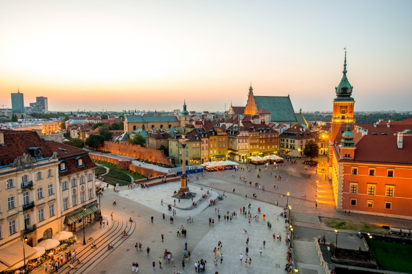 Need a break? Try Poland All the MondayMotivation you need!