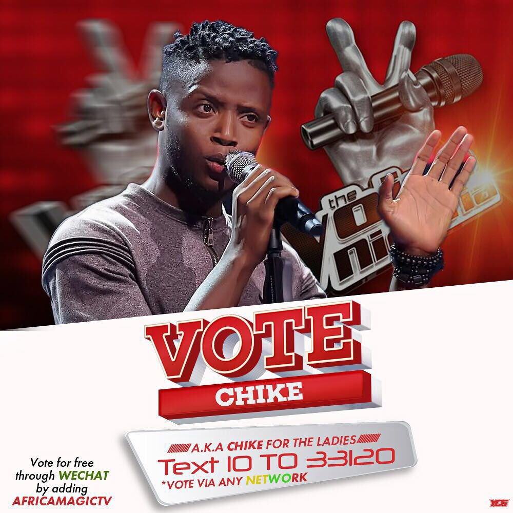 Y'all been watching this Talent. Let's all Vote for Chike, @Officialchike https://t.co/L6gqe1Llb2