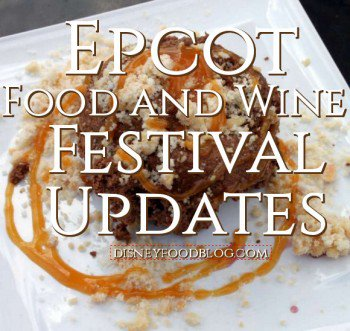 We've got the 2016 Epcot Food and Wine Festival FULL BOOTH MENUS and Food Photos! https://t.co/76MhotVwD8 https://t.co/o8CRQo78Um