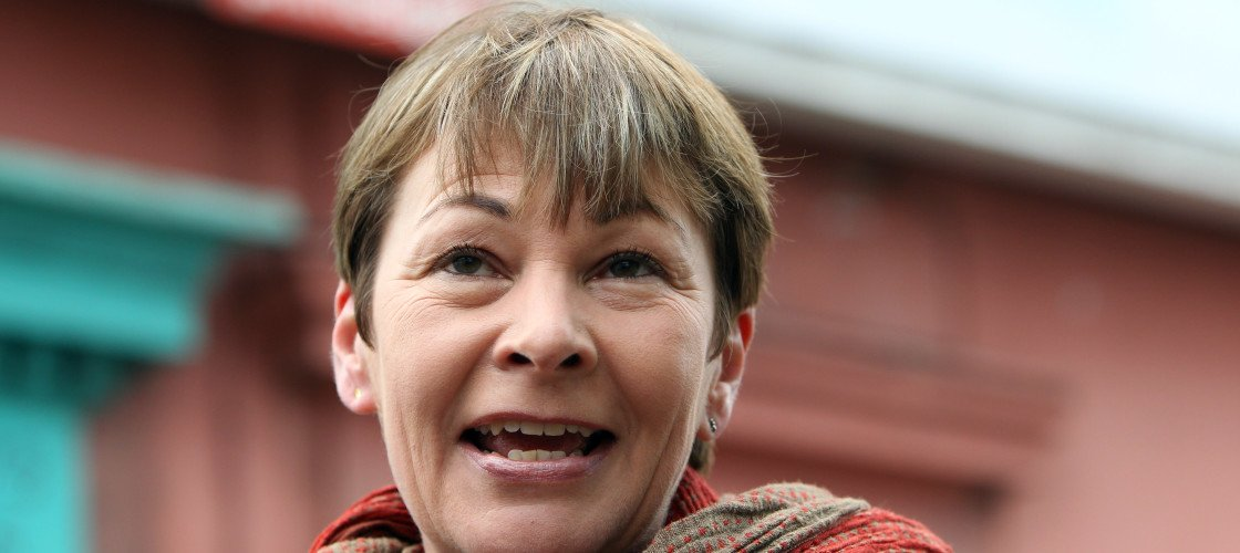 Green MP Caroline Lucas also calls for early general election. Full quotes on our liveblog: https://t.co/WnGne974K1 https://t.co/FadwN5kqVA