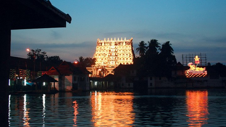 the value of treasures found cellars of the Sree  Padmanabhaswamy Temple is still unknown #ദൈവത്തിന്റെസ്വന്തംനാട് https://t.co/wr0sk0BjRw
