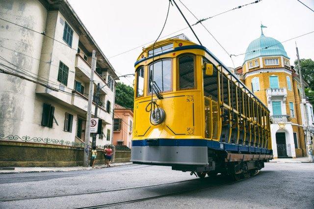 Exploring RiodeJaneiro's picturesque hilltop quarter Santa Teresa: ttot Brazil @Embratur