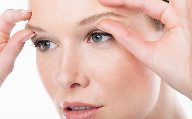 Как избавиться от отёков глаз в домашних условиях 544