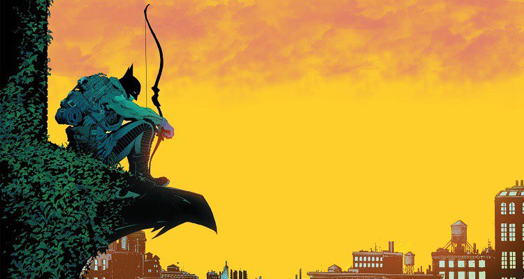 """On @Ssnyder1835 and @GregCapullo's """"Batman: Zero Year"""" and Life During War Time https://t.co/YC3nvQELRN https://t.co/wQjpcihFqm"""