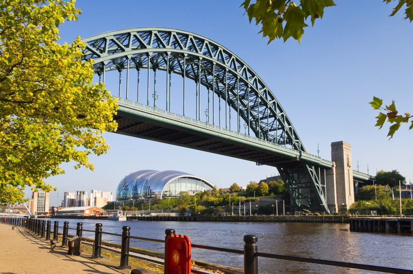 Dublin to Newcastle for €9.99......Howay! Time to book your MondayMotivation getaway