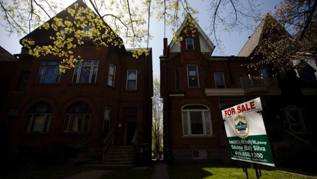 Toronto Real Estate Board appeals ruling on data policy
