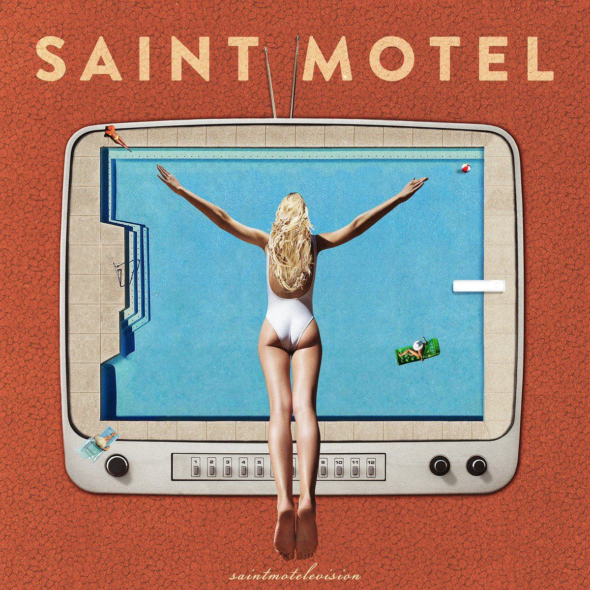 Beyond excited to announce our new album #saintmotelevision coming out worldwide Oct 21st! https://t.co/Zj0LTrXW85 https://t.co/NdywQbbPBT