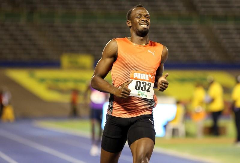 Bolt headlines Jamaica's 63-member Rio team
