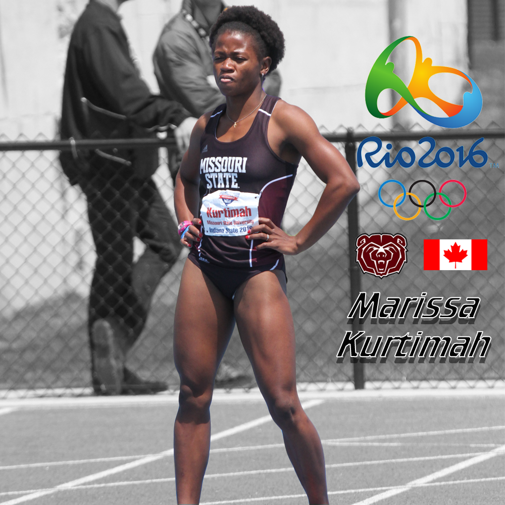 Congrats, Marissa Kurtimah of @MSUBearsTrackXC! Kurtimah will be competing in the 4x100-meter relay #MSUBears https://t.co/O11WMJ2PRO