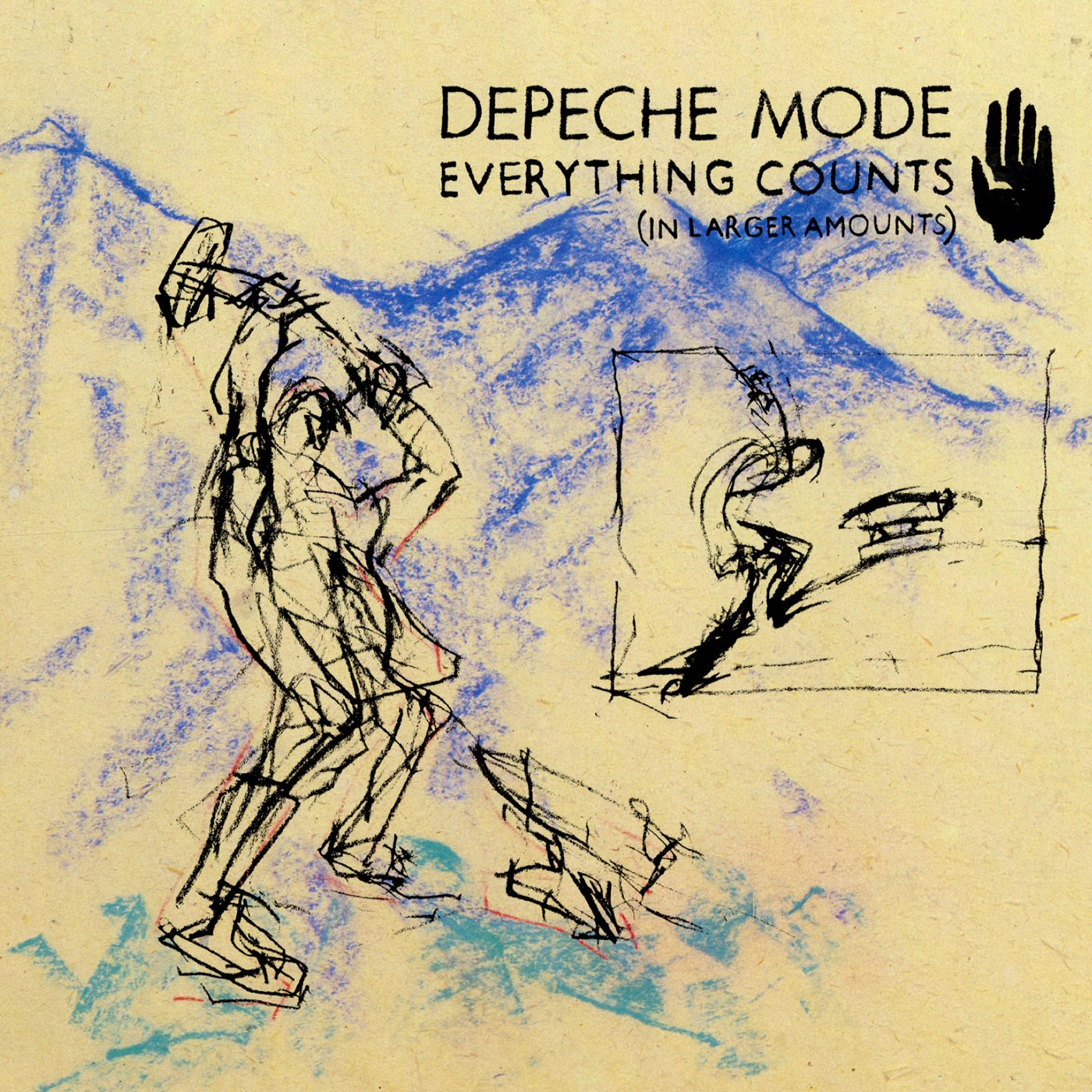Taken in by a suntan and a grin. 'Everything Counts' released in the UK on this day in 1983. #ModeMonday https://t.co/RtQ9HuCYue
