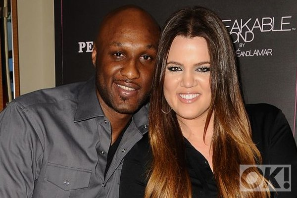 Khloe Kardashian 'kicks Lamar Odom out' of house she was renting for him:
