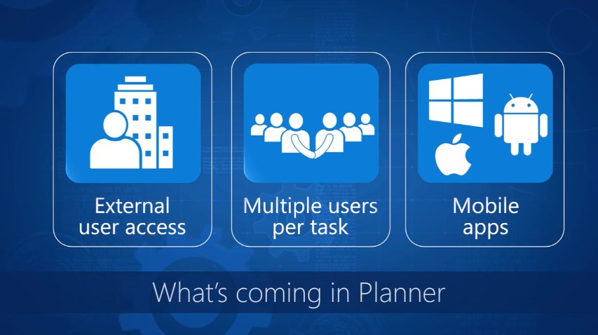 Take a deeper look at Microsoft Planner—a new experience in #Office365 for collaboration. https://t.co/W3vp4tMwtH https://t.co/5sstyu2TjX
