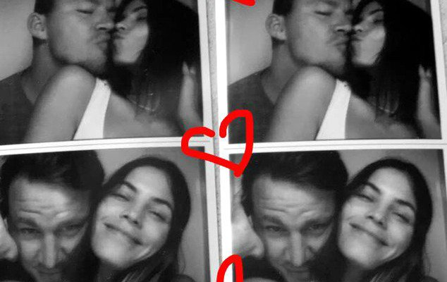 Seven years of marriage looks absolutely adorable on Channing Tatum and Jenna Dewan Tatum.