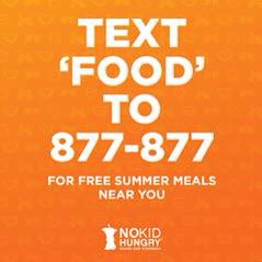 This summer, kids who need it can get free #summermeals texting FOOD to 877-877 it's as simple as that. #NoKidHungry https://t.co/VRgoXHikGq