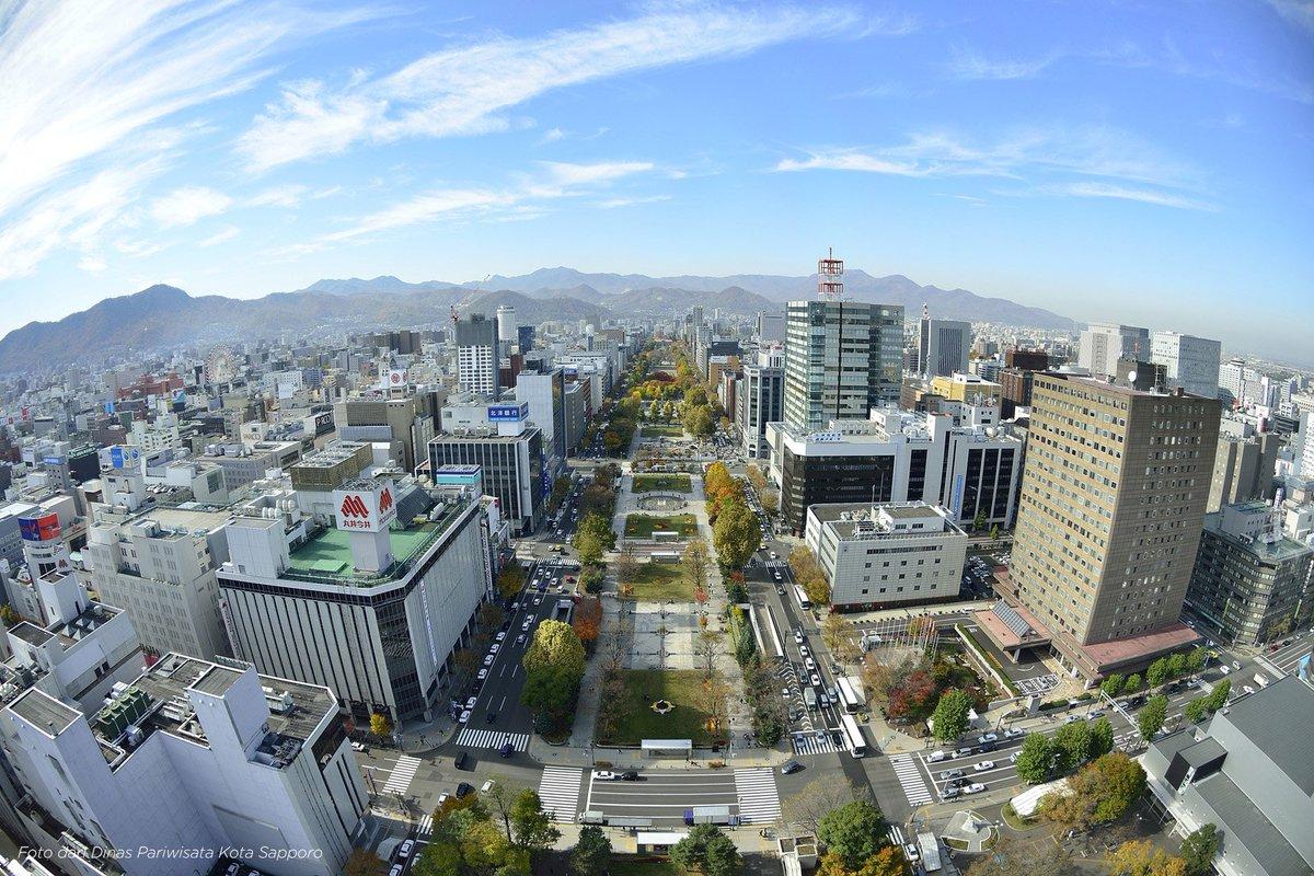 Terbang ke Sapporo, Jepang Diskon 20% Beli sekarang di