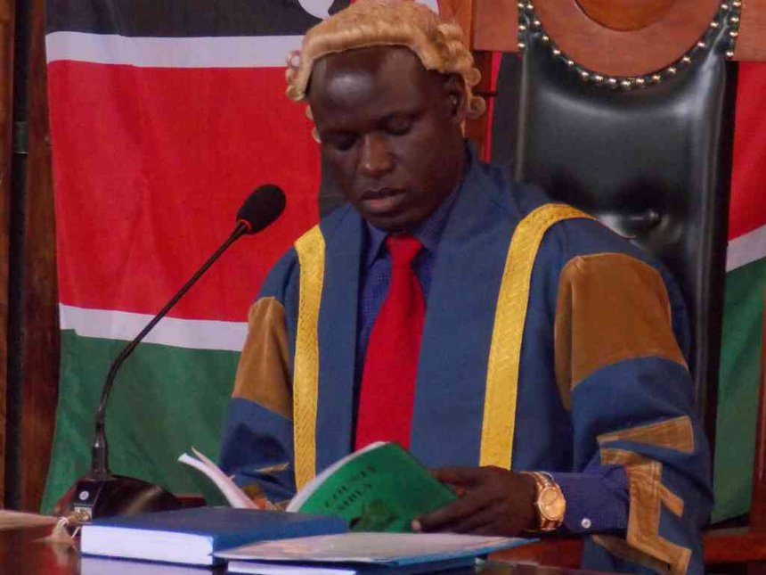 Embu university students want law enacted to enable them to get bursaries