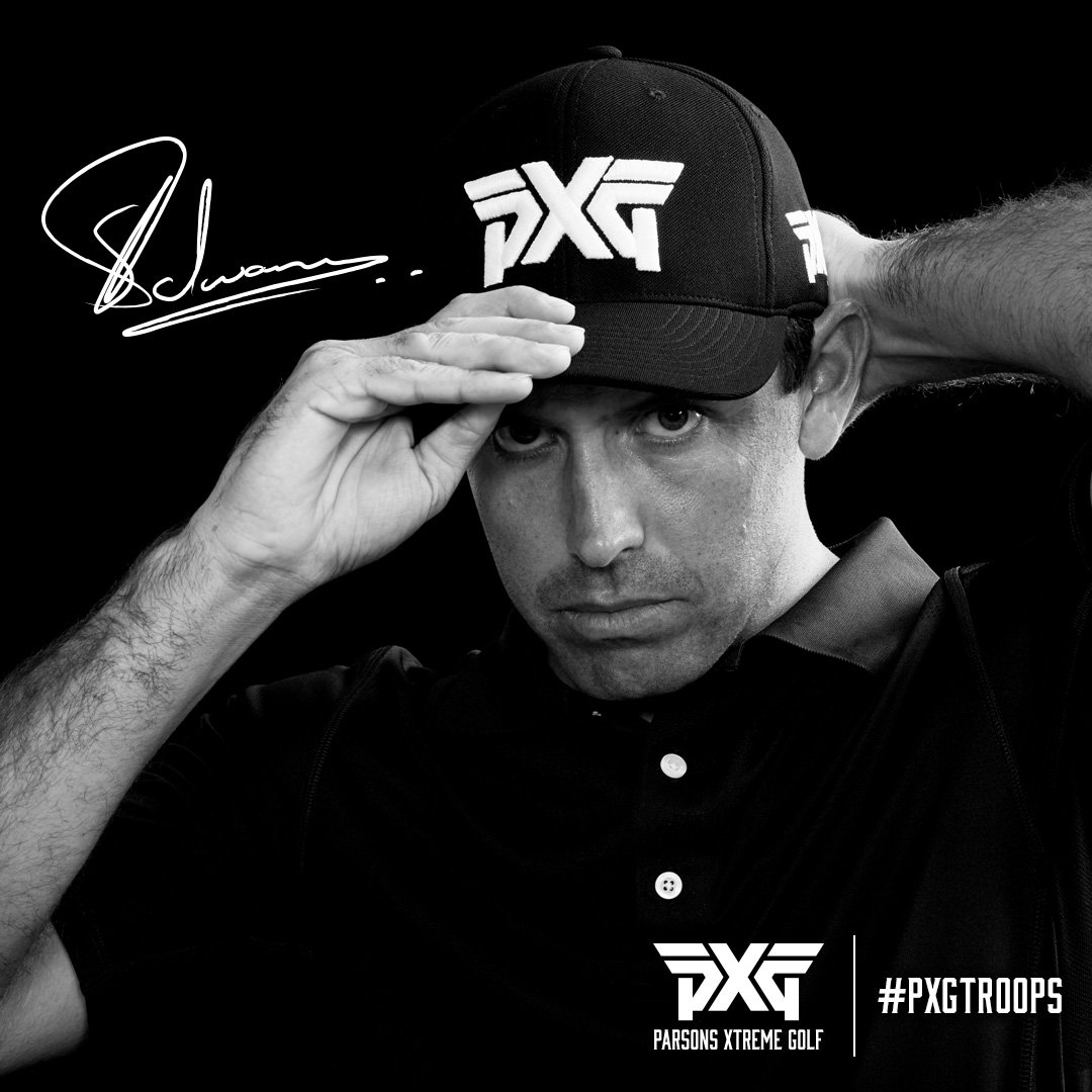 I'm pleased and proud to announce Charl Schwartzel has joined Team @PXG & will be playing PXG equipment in The Open! https://t.co/W7smHz7rIr