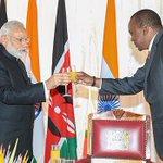 India to help Kenya build top cancer centre at Kenyatta hospital