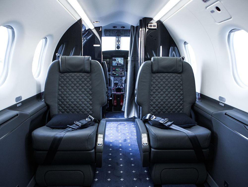 Each Of The Pilatus PC 12 NG Planes In Surf Airu0027s Fleet Touts An Exquisite
