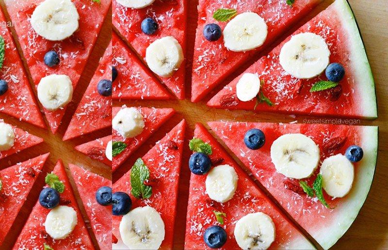 Pizza de melancia é a nova tendência fitness https://t.co/Fo7ZNB9BMc https://t.co/evySnxarNv
