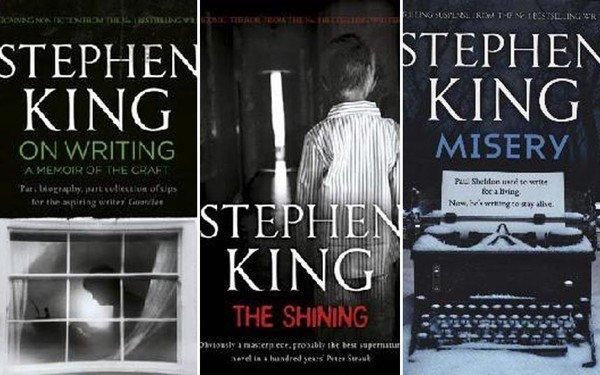 stephen king the master of horror essay Stephen king: the 'craft' of writing horror stories while writer stephen king was recovering from a near-fatal car accident, he finished a nonfiction book about the craft of writing in a 2000.