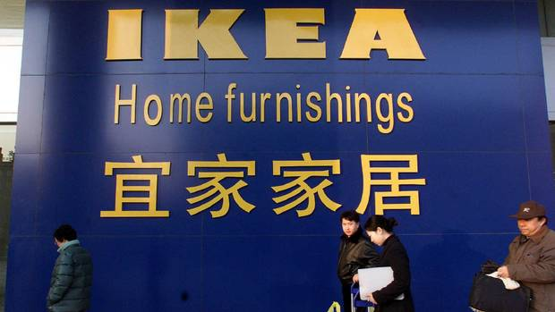 IKEA to recall 1.7 million chests, dressers in China: watchdog from @GlobeBusiness