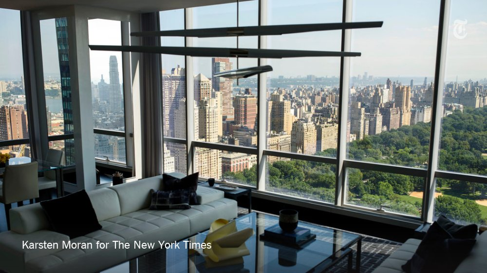 New York City's ultraluxury real estate frenzy has finally come to an end